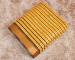 Chiếu trúc hạt nhỏ có viền màu vàng 1m6x1m9